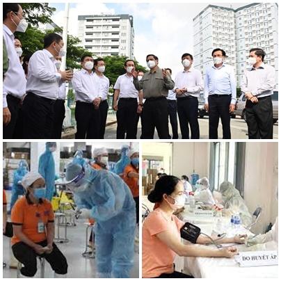Chính phủ ban hành Nghị quyết số 86/NQ-CP về các giải pháp cấp bách phòng, chống dịch COVID-19