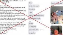 """2 facebooker bị xử phạt vì thông tin sai sự thật vụ """"bác sĩ Khoa rút ống thở"""""""