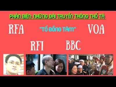 """NHÂN DÂN VIỆT NAM """"CẦN"""" TRÁNH XA BBC, RFA, RFI, VOA"""