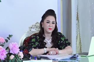 Tâm thư của bà Nguyễn Phương Hằng: Dừng Drama từ thiện lừa đảo, Dừng hoạt động Quỹ Hằng Hữu, Quỹ Mổ Tim
