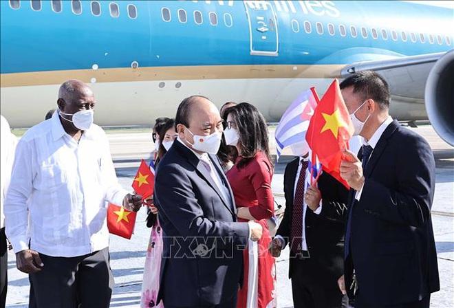 Quan hệ đặc biệt Việt Nam – Cuba ngày càng bền chặt