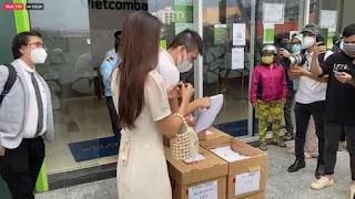 Sau tung hơn 18.000 trang sao kê, Thuỷ Tiên tuyên bố bất ngờ