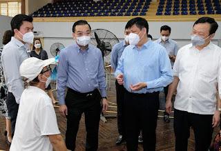 Bộ trưởng Bộ Y tế nêu lý do Hà Nội phải xét nghiệm toàn dân